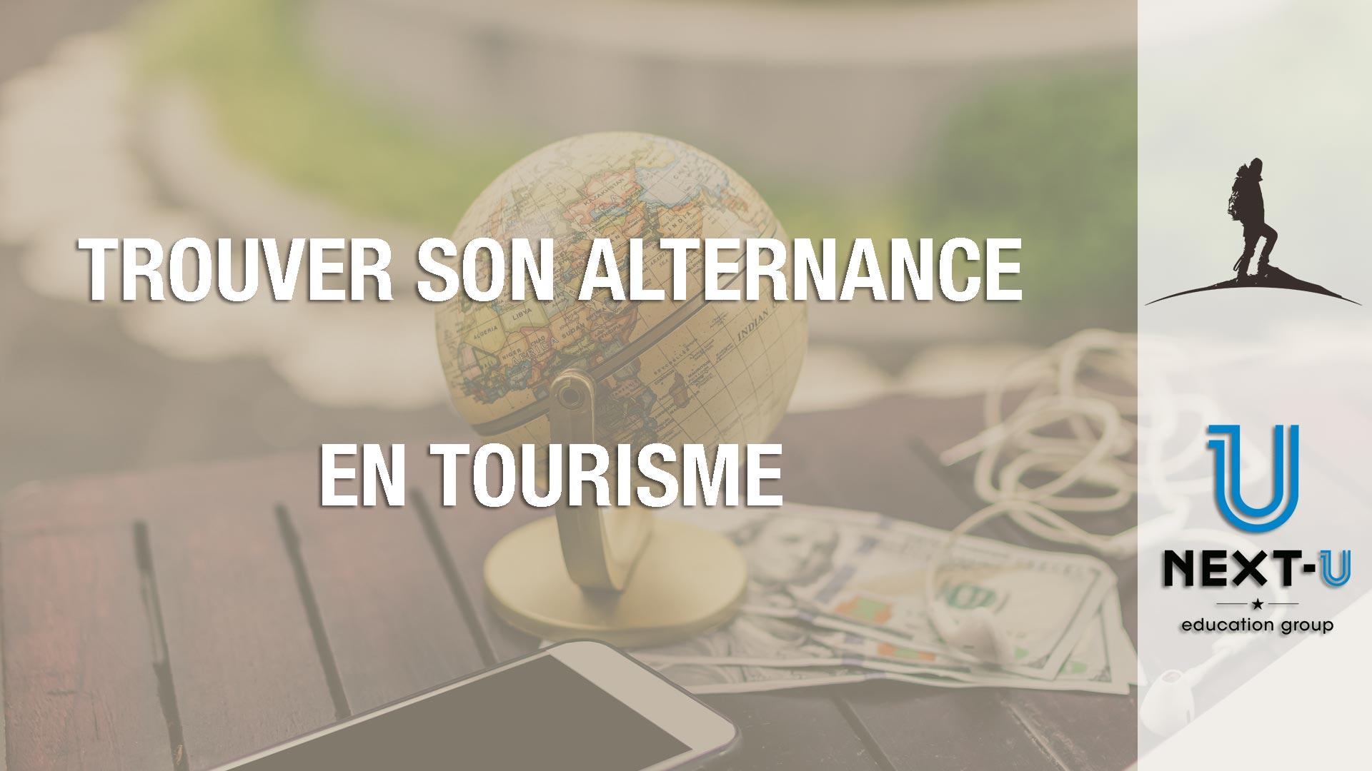 Comment trouver son alternance en tourisme ?